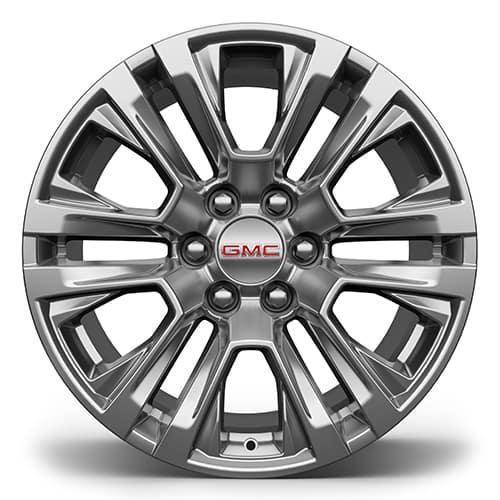 Every Wheel For The 2019 GMC Sierra 1500