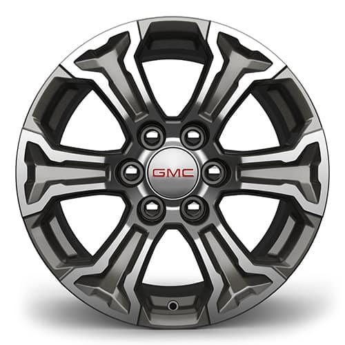 2019 GMC Sierra Wheels UHN