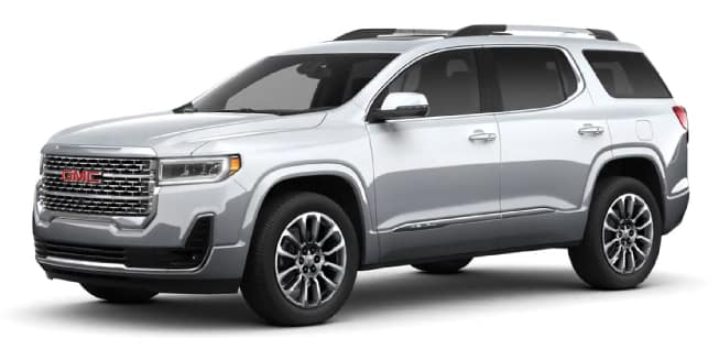 Carl Black Chevy Kennesaw >> 2020 GMC Acadia Color Options - Carl Black Kenensaw