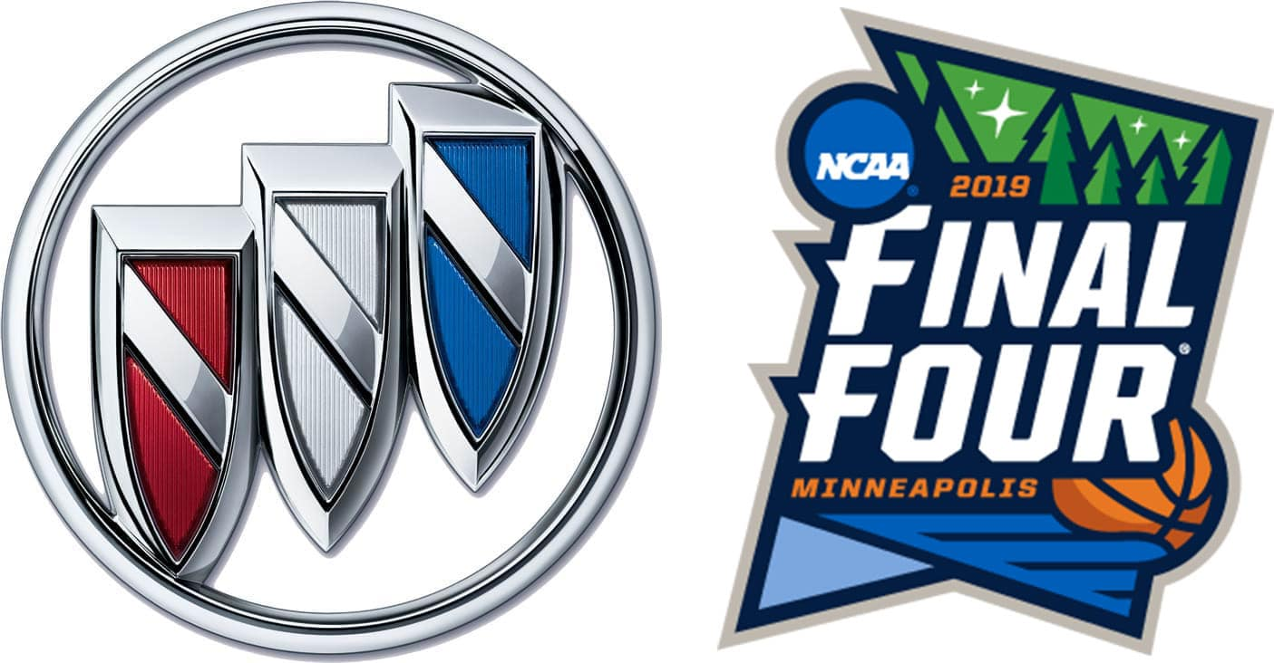 buick final four logo
