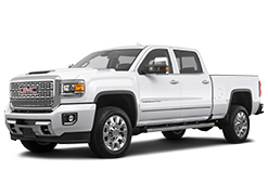 2019 GMC Sierra HD Denali White
