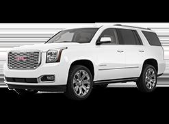 2019 GMc Yukon Denali White