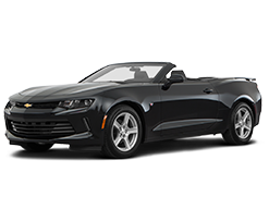2019 Chevrolet Camaro Black