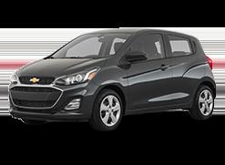 2019 Chevrolet Spark Black