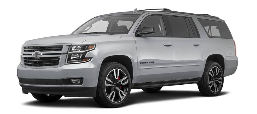 2019 Chevrolet Suburban Premier Silver