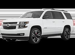 2019 Chevrolet Tahoe White