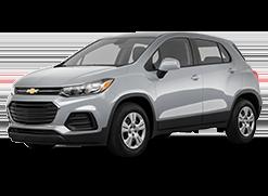 2019 Chevrolet Trax Silver