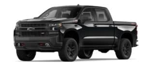 2019 Chevy Silverado 1500 in Black