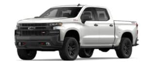 2019 Chevy Silverado 1500 in Iridescent Pearl Metallic