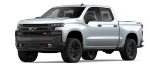 2019 Chevy Silverado 1500 in Silver Ice Metallic