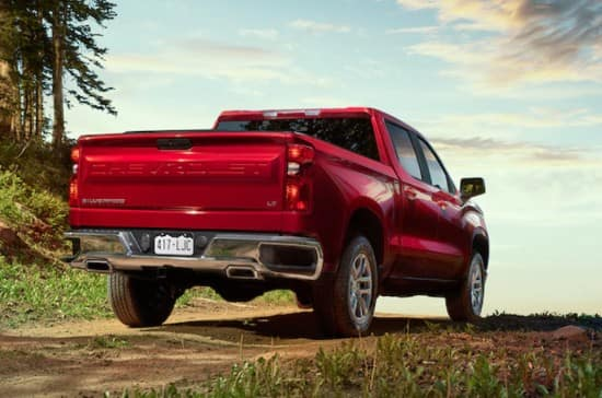What Is The 2019 Chevy Silverado 1500 S Towing Capacity