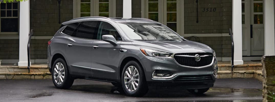 When does the 2020 Buick Enclave come out?
