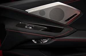 Chevrolet 2020 Corvette Bose Speakers