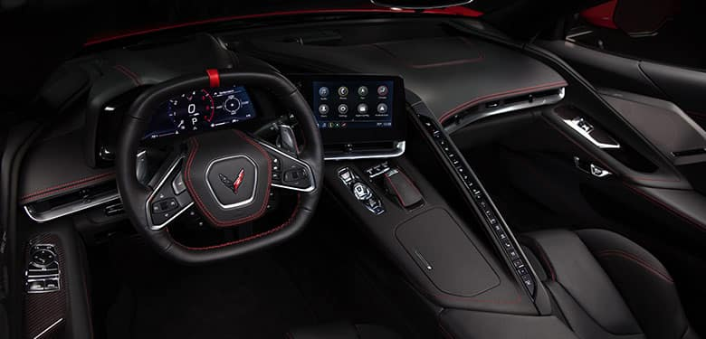 Chevrolet 2020 Corvette Wheel