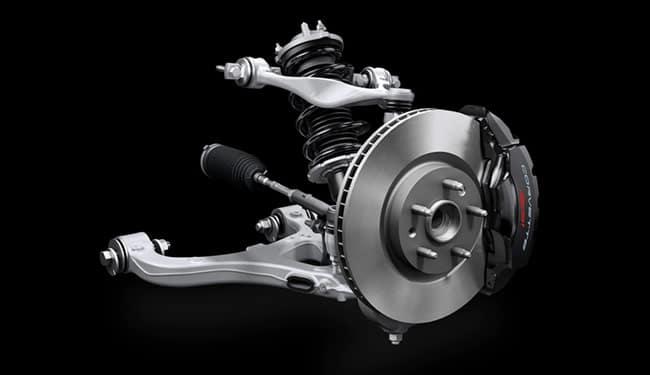 Chevrolet 2020 Corvette Magnetic Ride Control