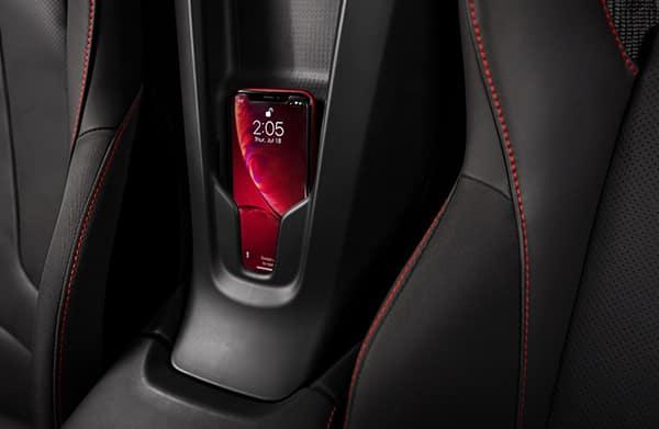 Chevrolet 2020 Corvette Wireless Charging