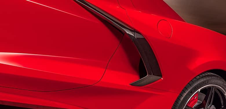 2020 Chevrolet Corvette C8 Stingray Air Vent