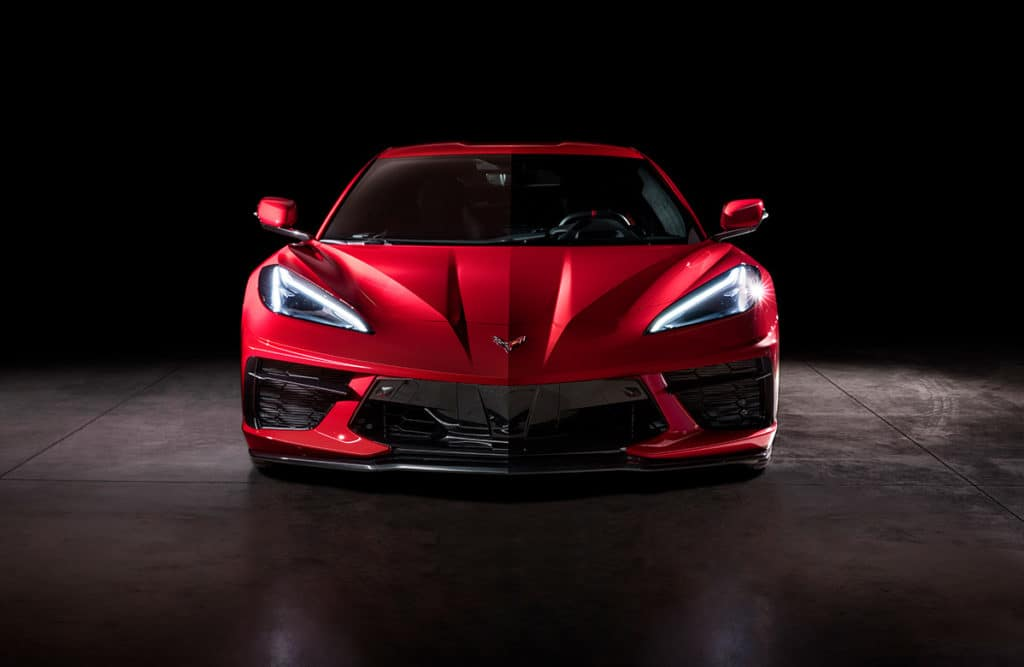 2020 Chevrolet Corvette C8 Stingray Carl Black Kennesaw