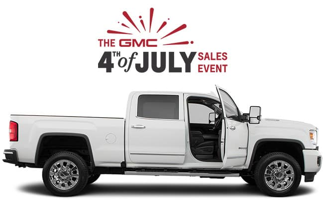 4th of July GMC Sales Event Sierra Denali 2500 HD