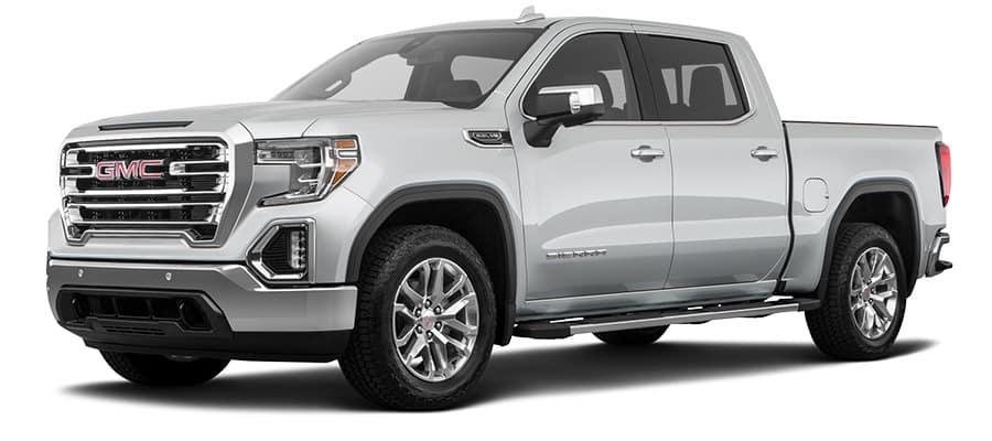 2019 GMC Sierra SLT Silver