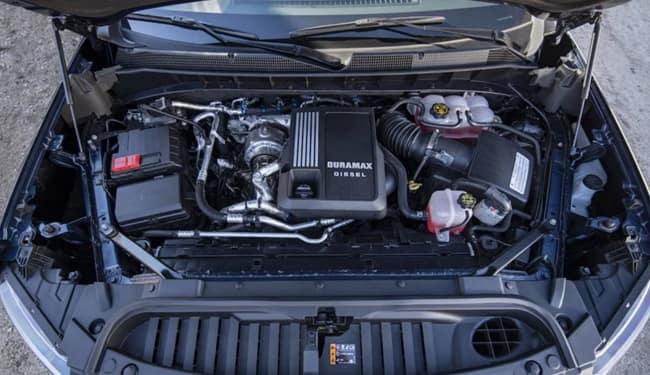 ALL-NEW 6.6L V8 Duramax