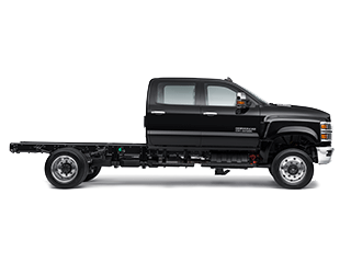 Chevy Silverado 4500HD
