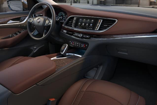 2020 Buick Enclave Avenir Paint Colors