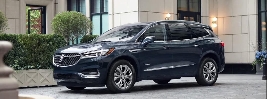Carl Black Chevy Kennesaw >> 2020 Buick Enclave Avenir paint colors