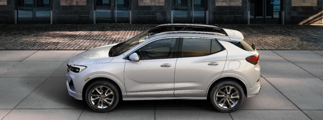 When does the 2020 Buick Encore GX come out?