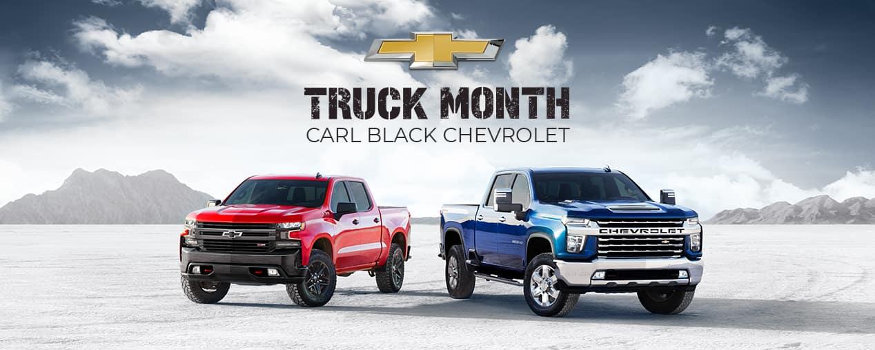 Chevrolet Truck Month