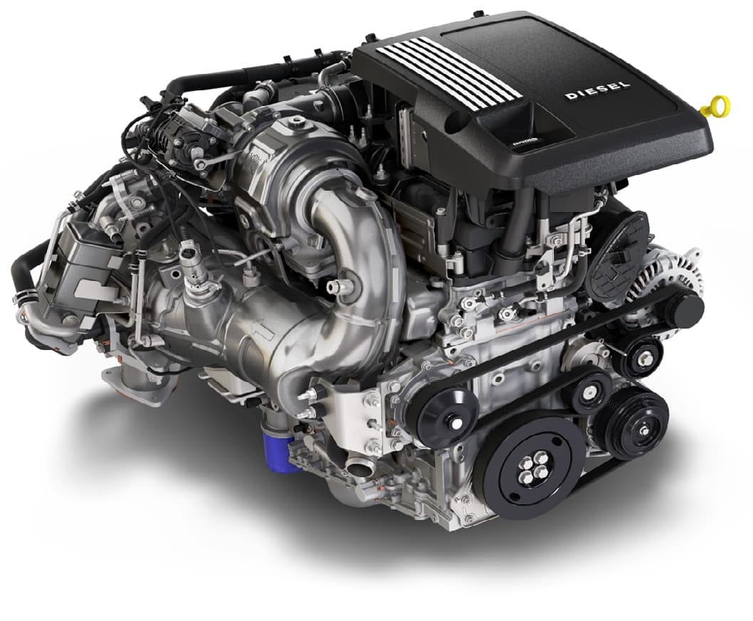 2020 Chevy Silverado 3.0L Duramax Turbo Diesel I-6 Engine