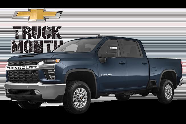 Chevy Truck Month 2020 Silverado 2500HD