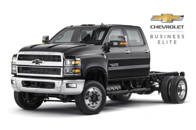 Chevy Truck Month Commercial Trucks