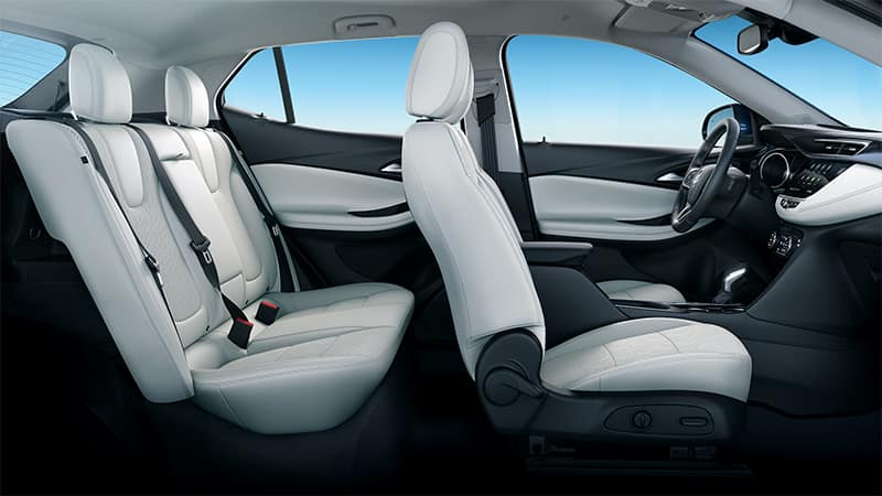 2020 Buick Encore GX Interior Seats