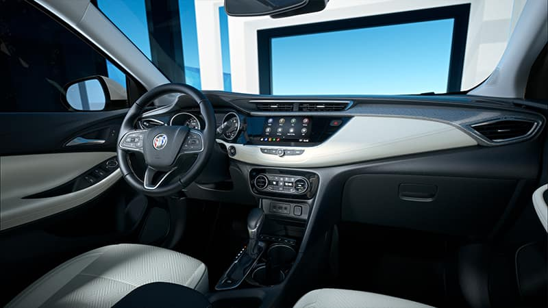 2020 Buick Encore GX Interior
