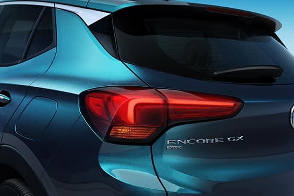 2020 Buick Encore GX Color Options