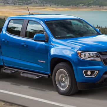 2020 Chevy Colorado Work Truck
