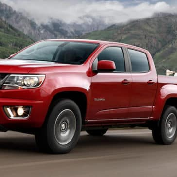 2020 Chevy Colorado Towing Dirtbikes