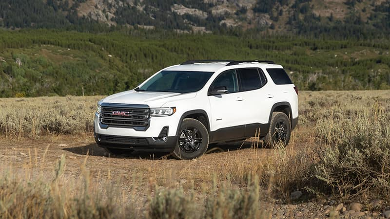 2020 GMC Acadia AT4 Outdoors