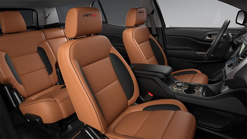 2020 GMC Acadia Interior Seats