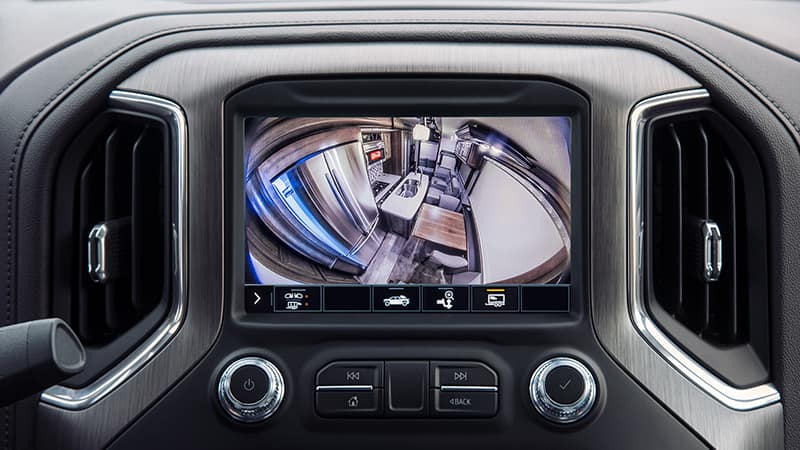 2020 GMC Sierra 2500HD Denali Camera Views