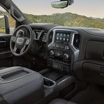 2020 GMC Sierra 2500HD Denali Interior