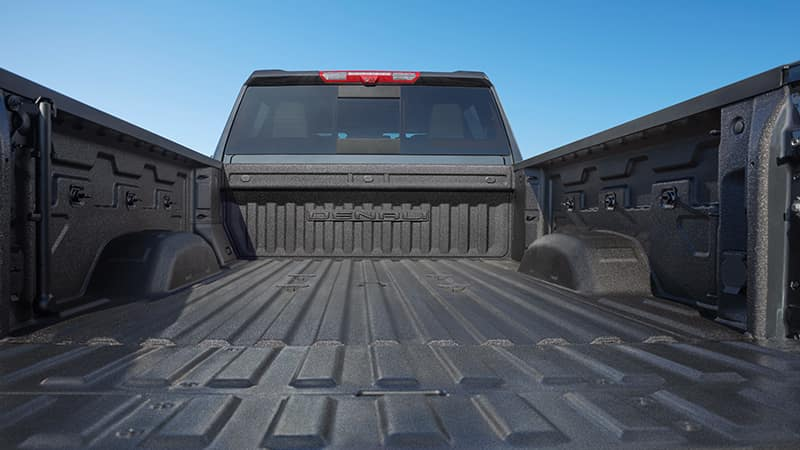2020 GMC Sierra 2500HD Denali Truck Bed