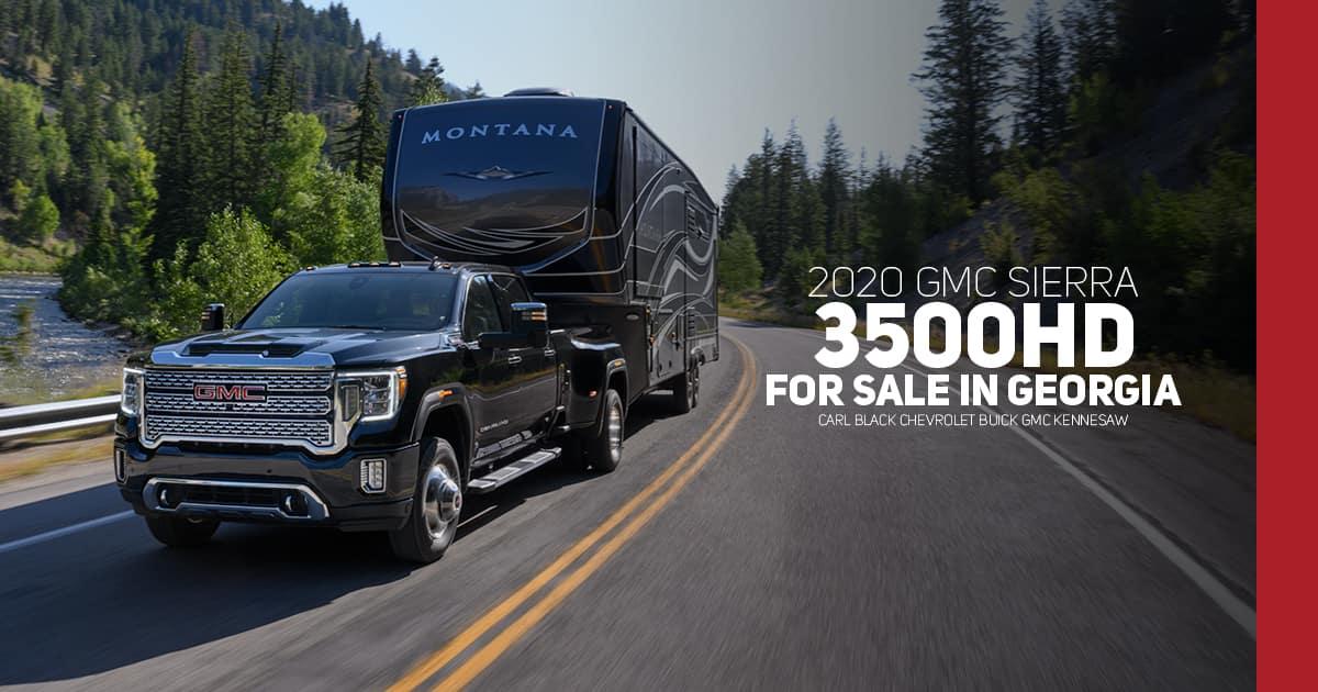 2020 Gmc Sierra 3500hd For Sale In Georgia Carl Black Kennesaw