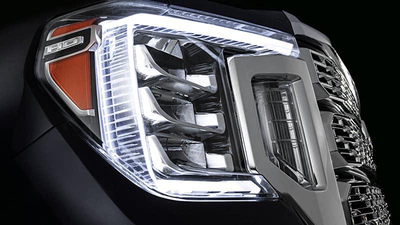 2020 GMC Sierra 3500HD Lighting