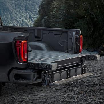2020 GMC Sierra 3500HD Multipro Tailgate