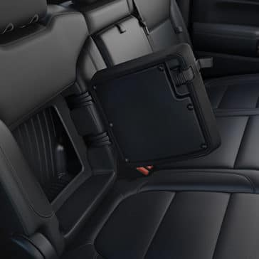 2020 GMC Sierra 3500HD Seat Storage