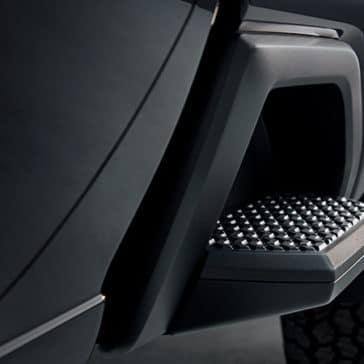 2020 GMC Sierra 3500HD Side Step