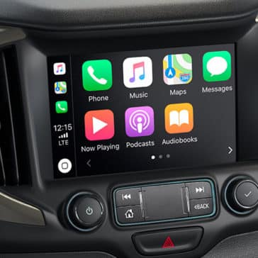 2020 GMC Terrain Apple Carplay