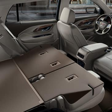 2020 GMC Terrain Interior Seats